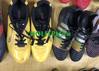 Colorful Second Hand Football Shoes / Used Football Shoes For Outdoor Sport